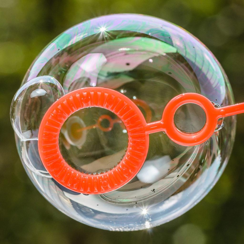 Exploring bubbles