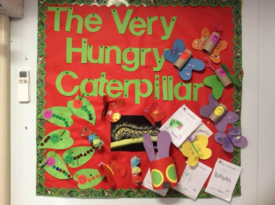 classroom display ideas