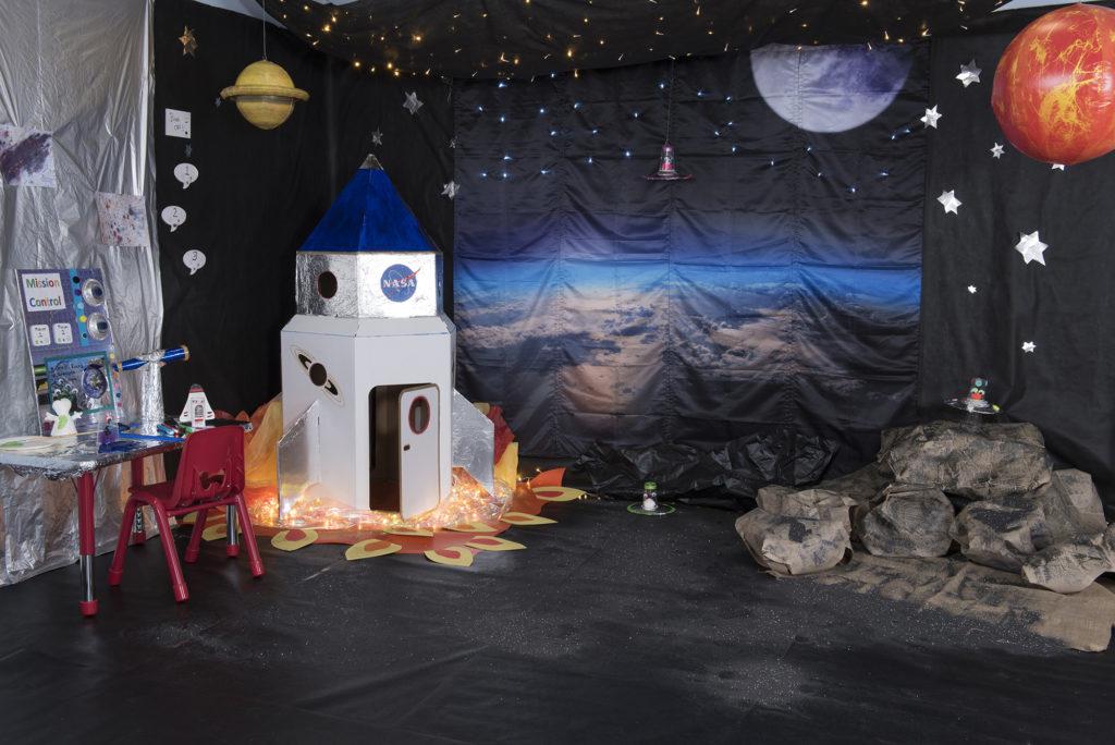 inspiring immersive classroom display ideas