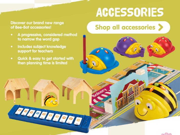 bee-bot accessories