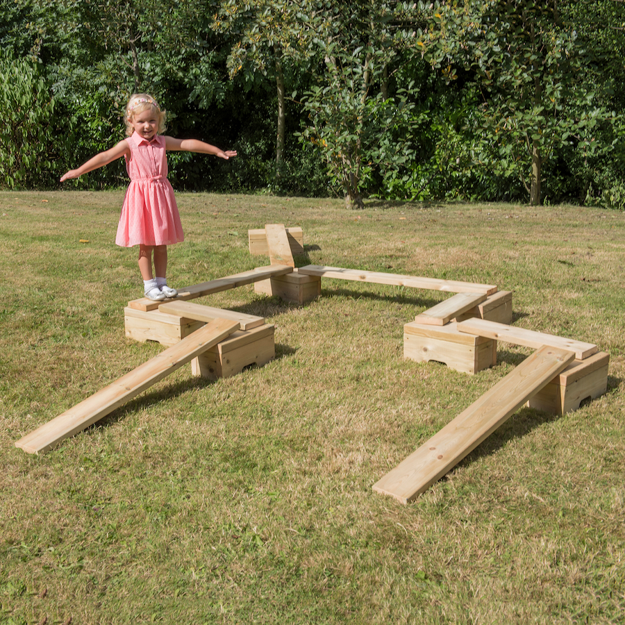 Why is balance important in the early years?