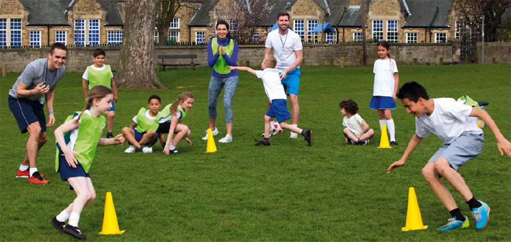 Outdoor Learning -a tool for teaching and learning
