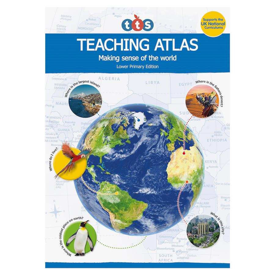 The Lower Primary Teaching Atlas: