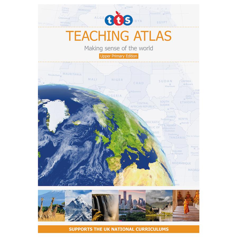 The Upper Primary Teaching Atlas: