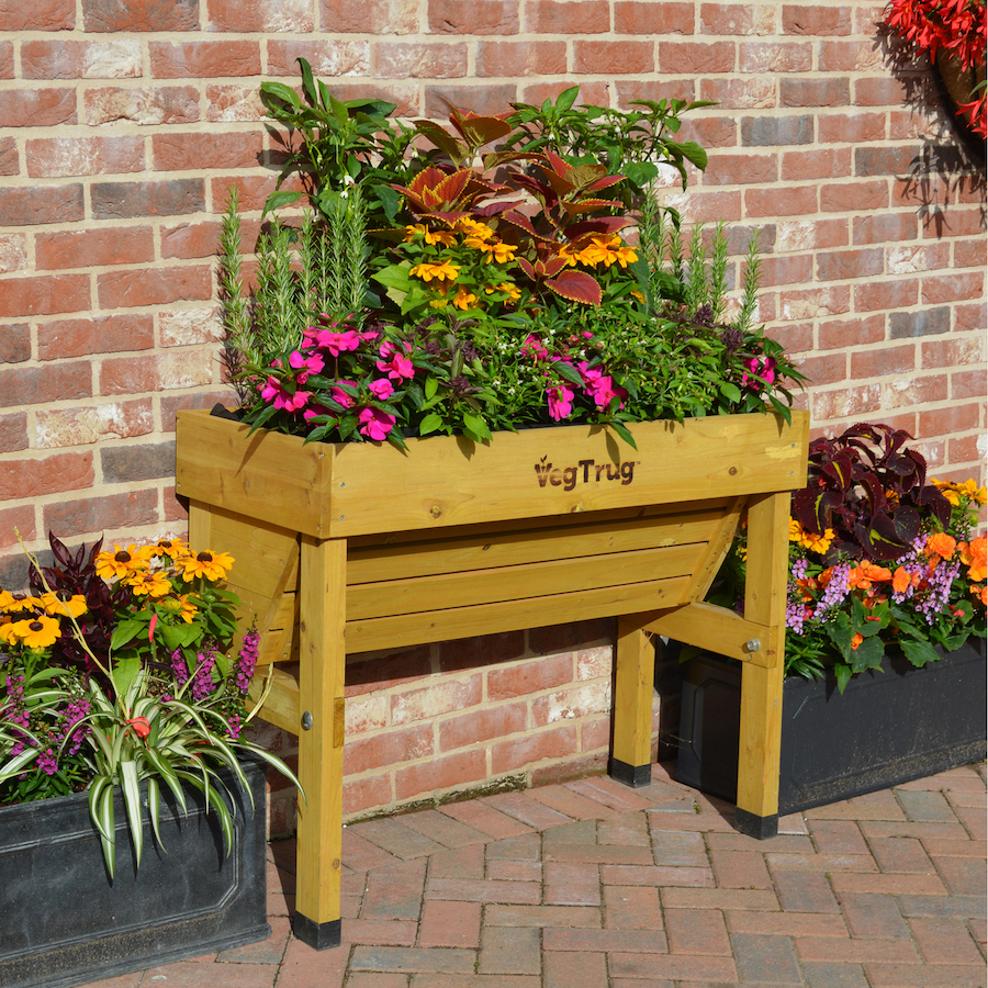 20 ideas for small outdoor spaces
