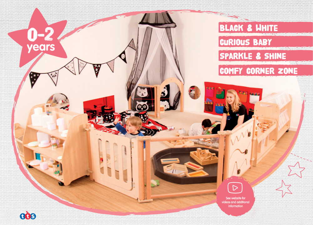 Inspiring Early Years environments - Birth to Twos