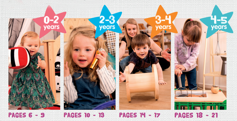 Inspiring Early Years environments