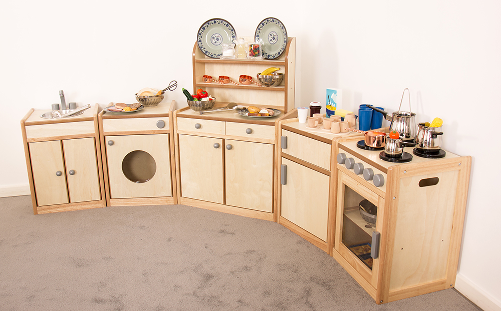Inspiring Early Years environments - curious kitchen