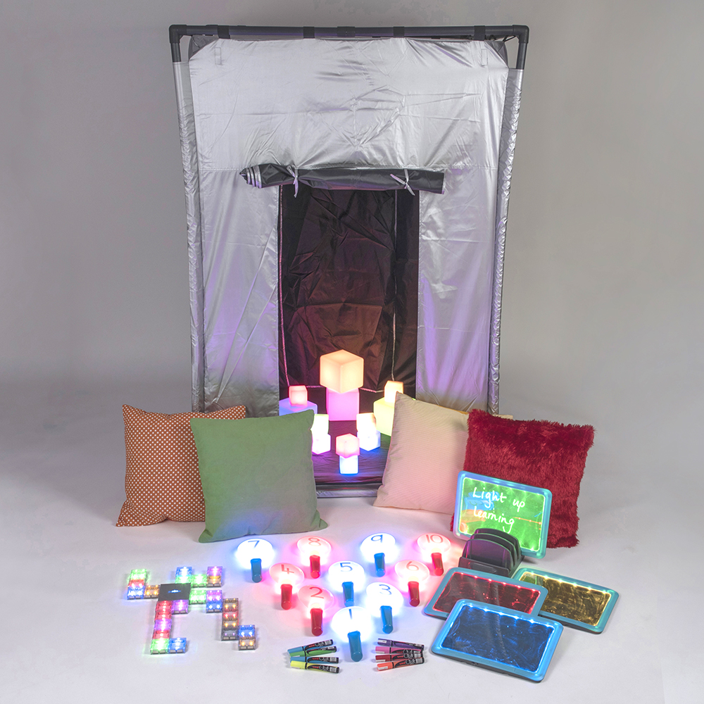 Inspiring Early Years environments - light up learning
