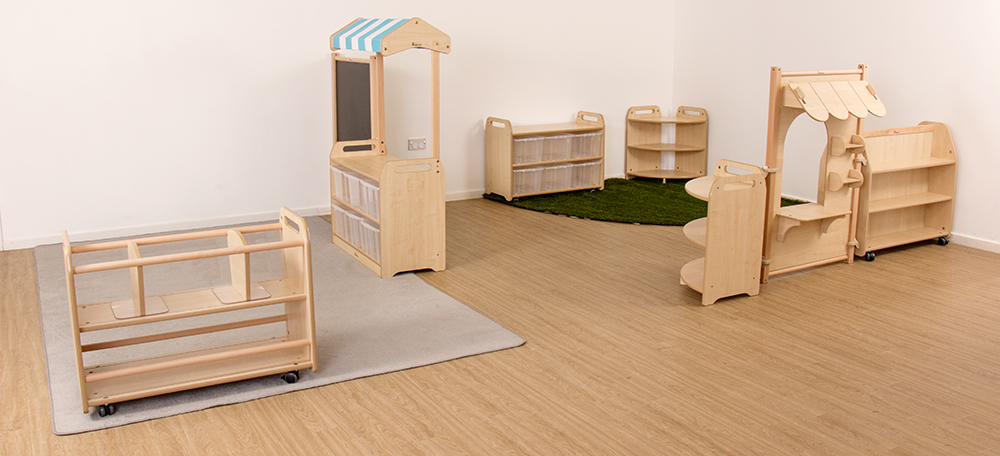 Inspiring Early Years environments - role play zone