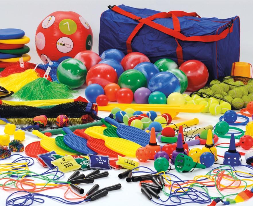Playground Equipment Kit