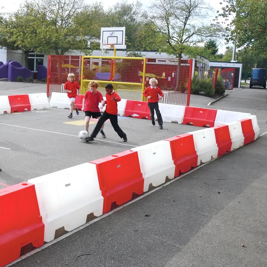 Playground Barriers