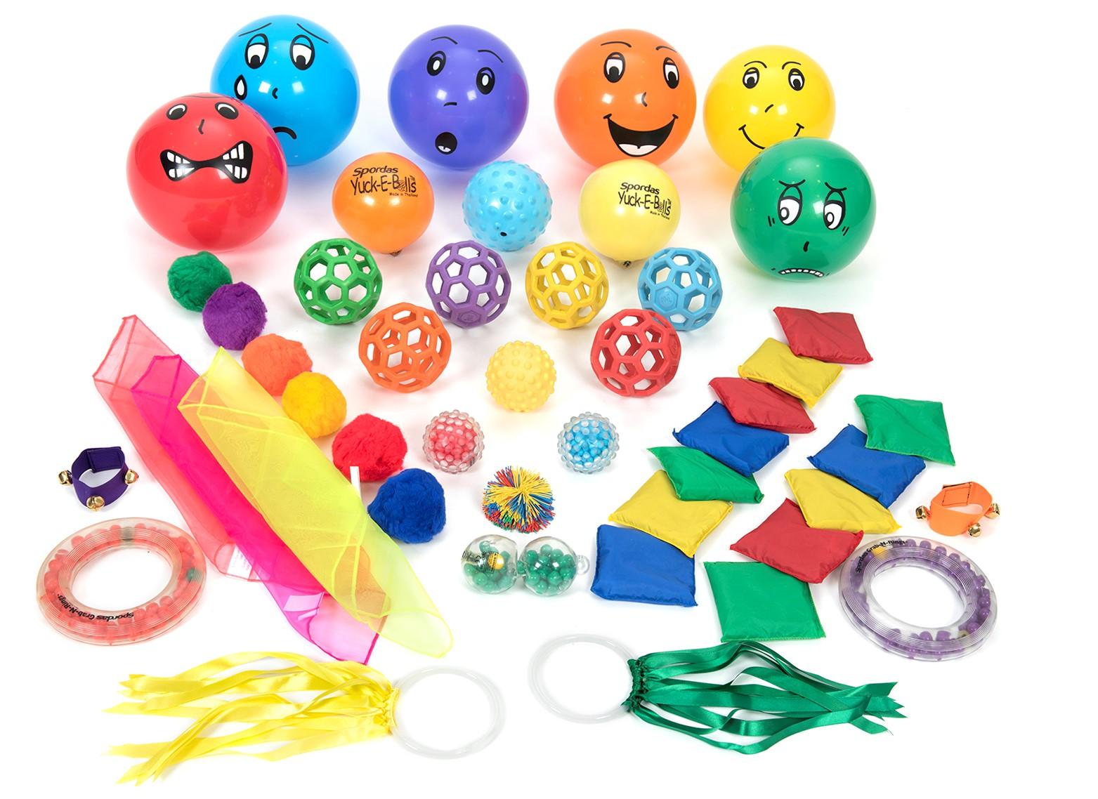Sensory Play Kit