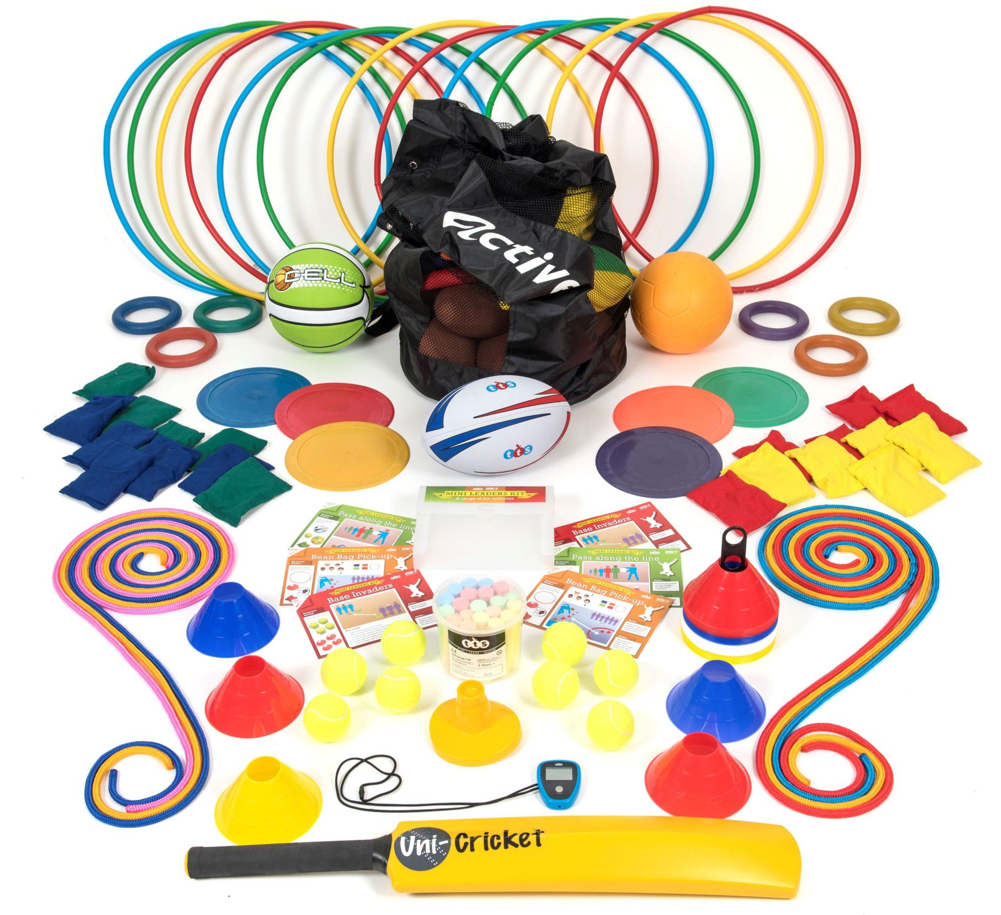 Mini Leader Playground Kit