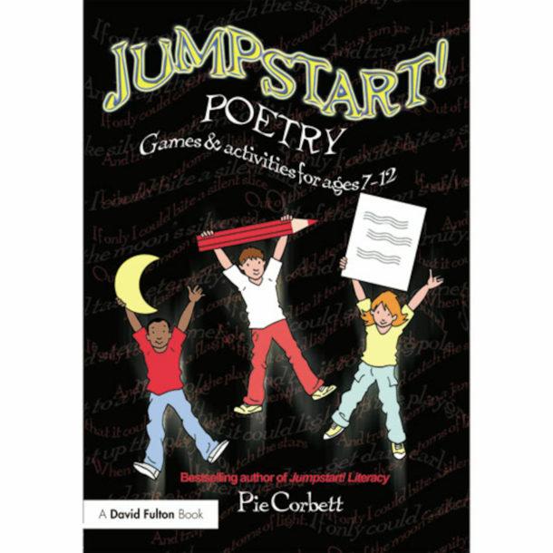 Jumpstart Poetry book by Pie Corbett