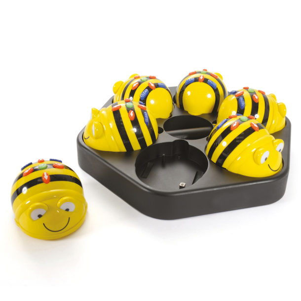 Bee Bots and docking station