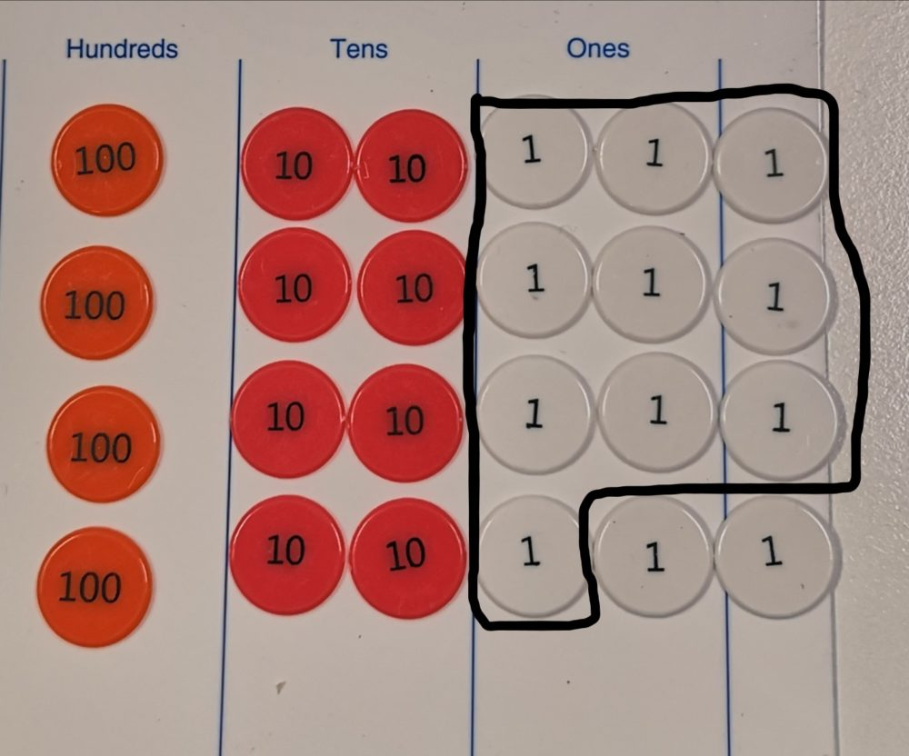 Place Value Calculation
