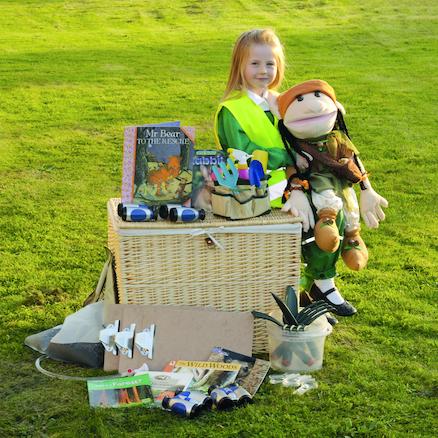 Forest School Starter Kit