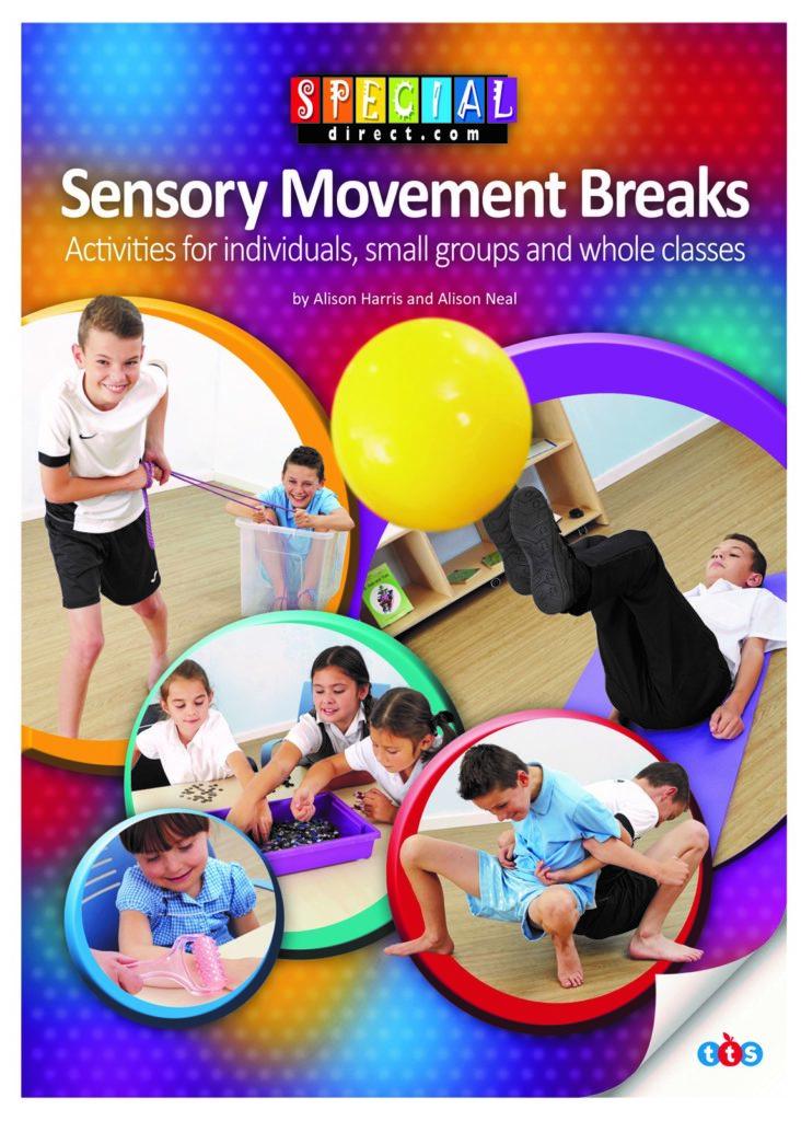 Sensory Movement Breaks Book