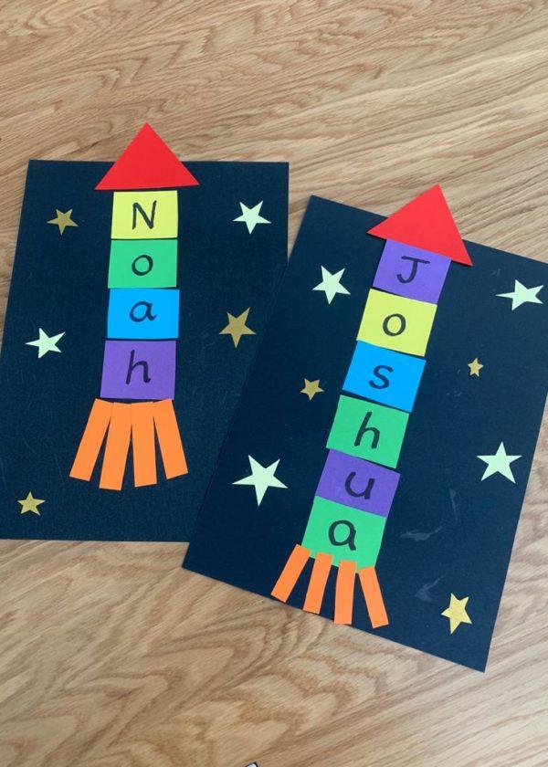 Name rockets